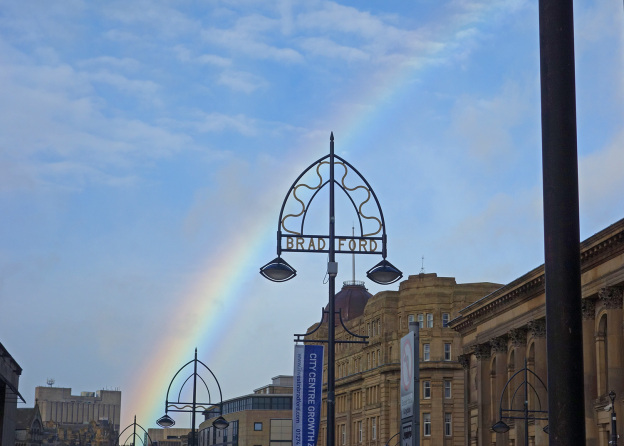 Bradford Rainbow Photos