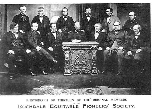rochdale pioneers-co-op